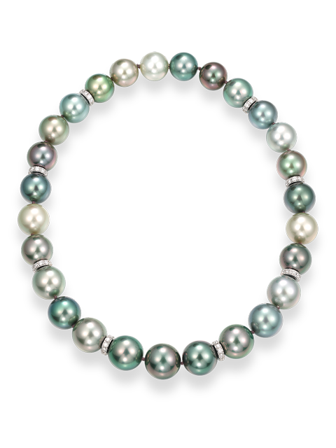 Tahitian Pearl Necklace-1