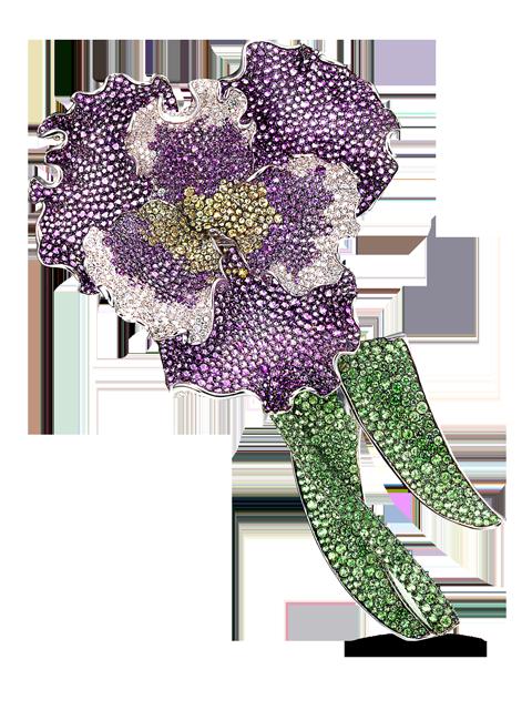 Renee Fleming Iris Pin-1
