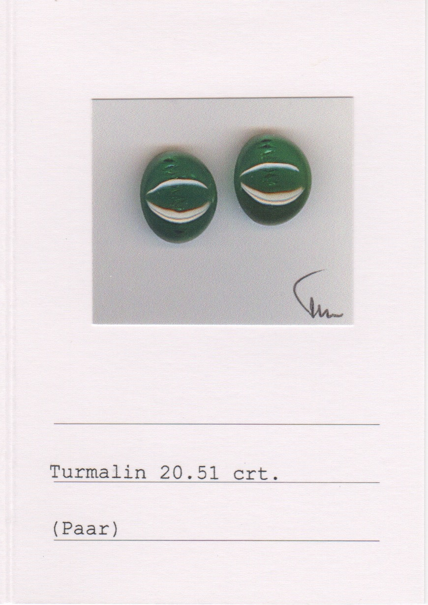 Green Tourmaline Earrings-3