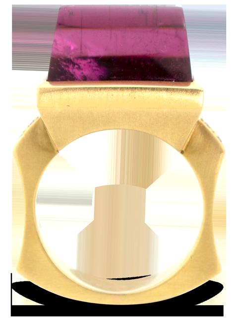 Rubelite Ring-1