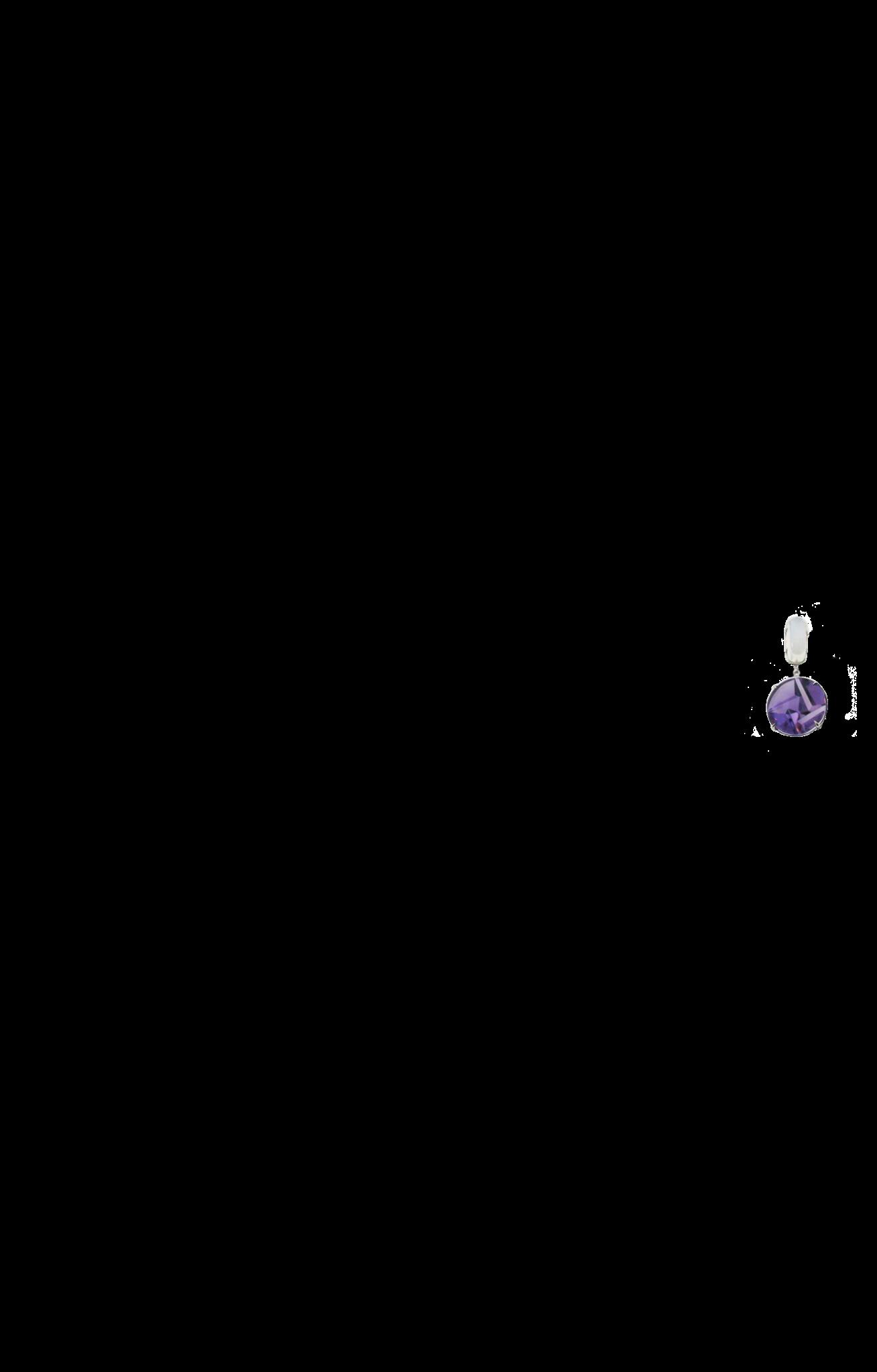 Moonstone and Amethyst Earrings-2