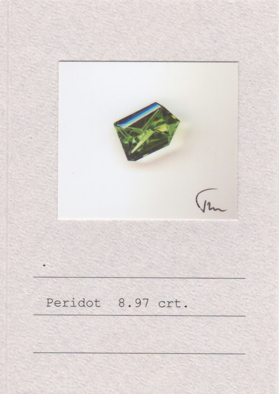 Peridot Earrings-5