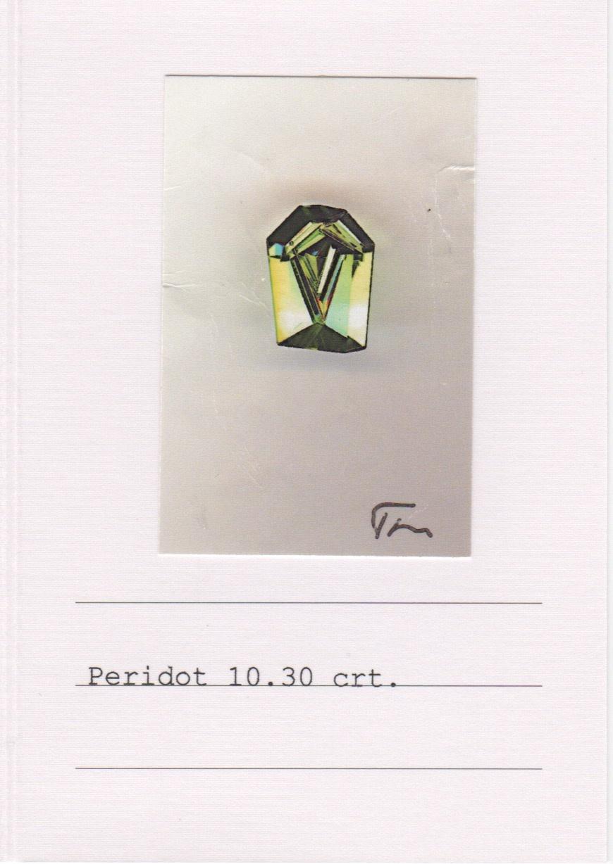 Peridot Earrings-6