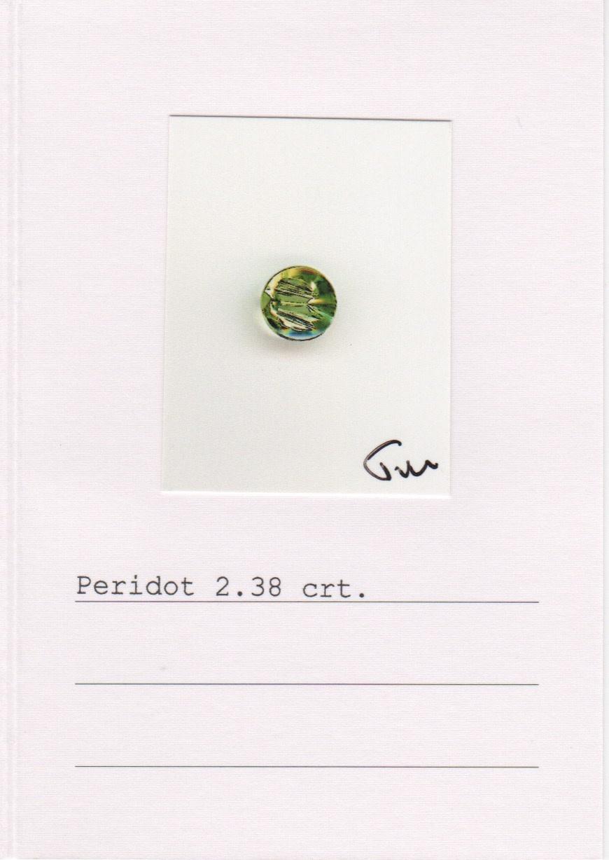 Peridot Earrings-4