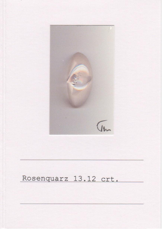 Spinel & Pink Quartz Earrings-3