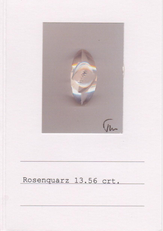 Spinel & Pink Quartz Earrings-4