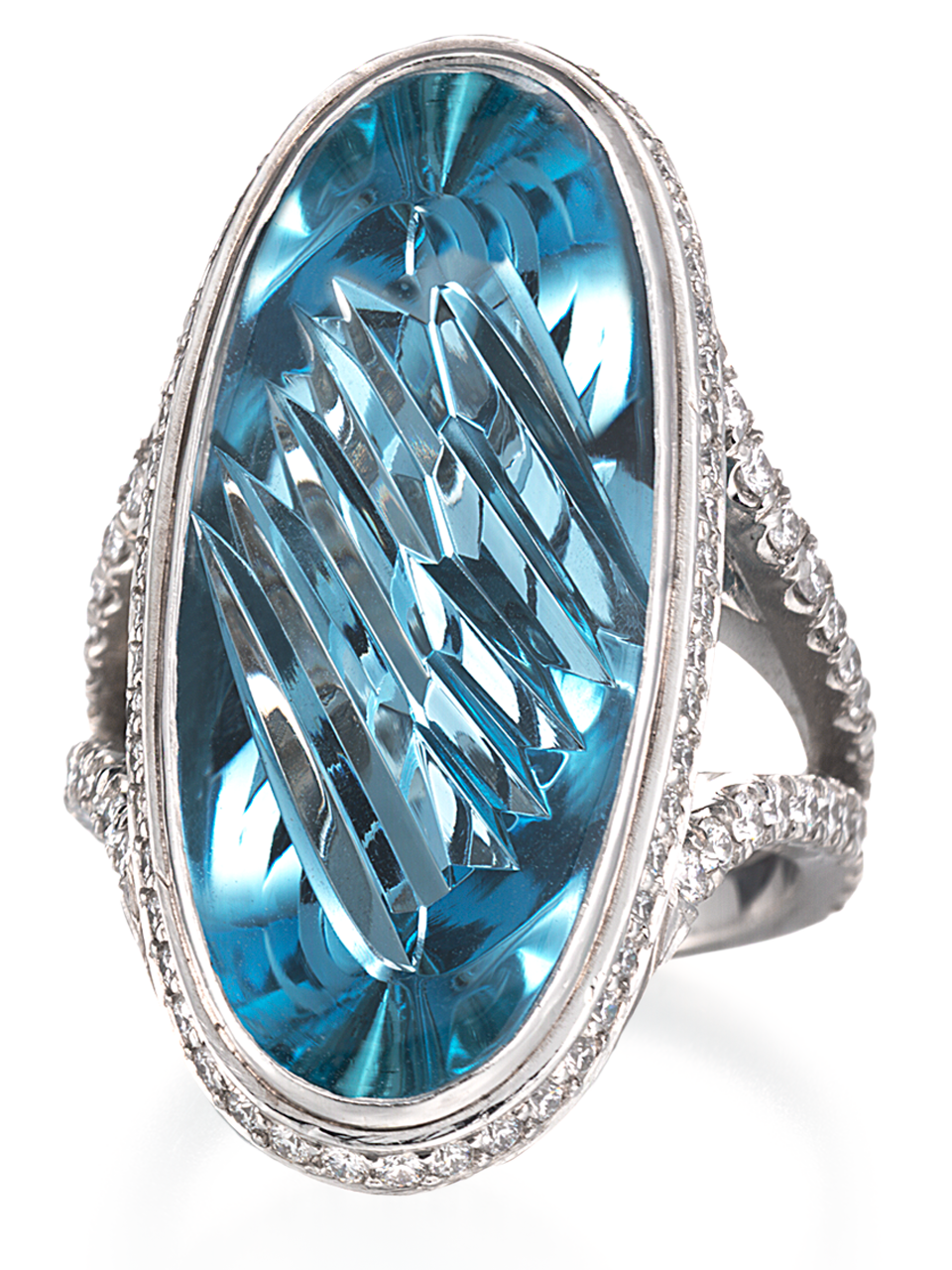 Aquamarine Ring-1