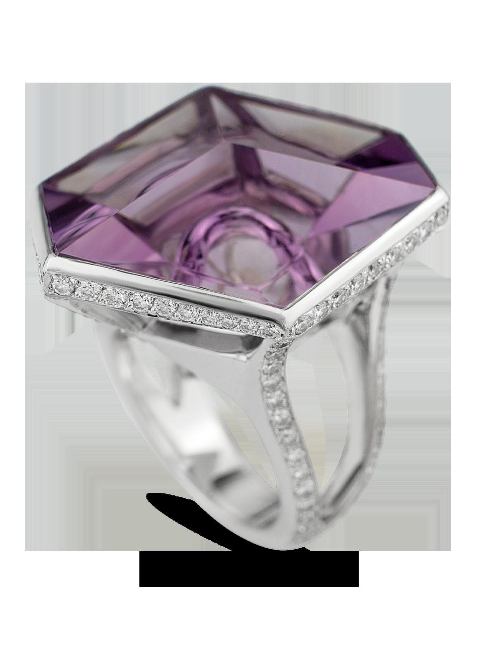 Amethyst Ring-3
