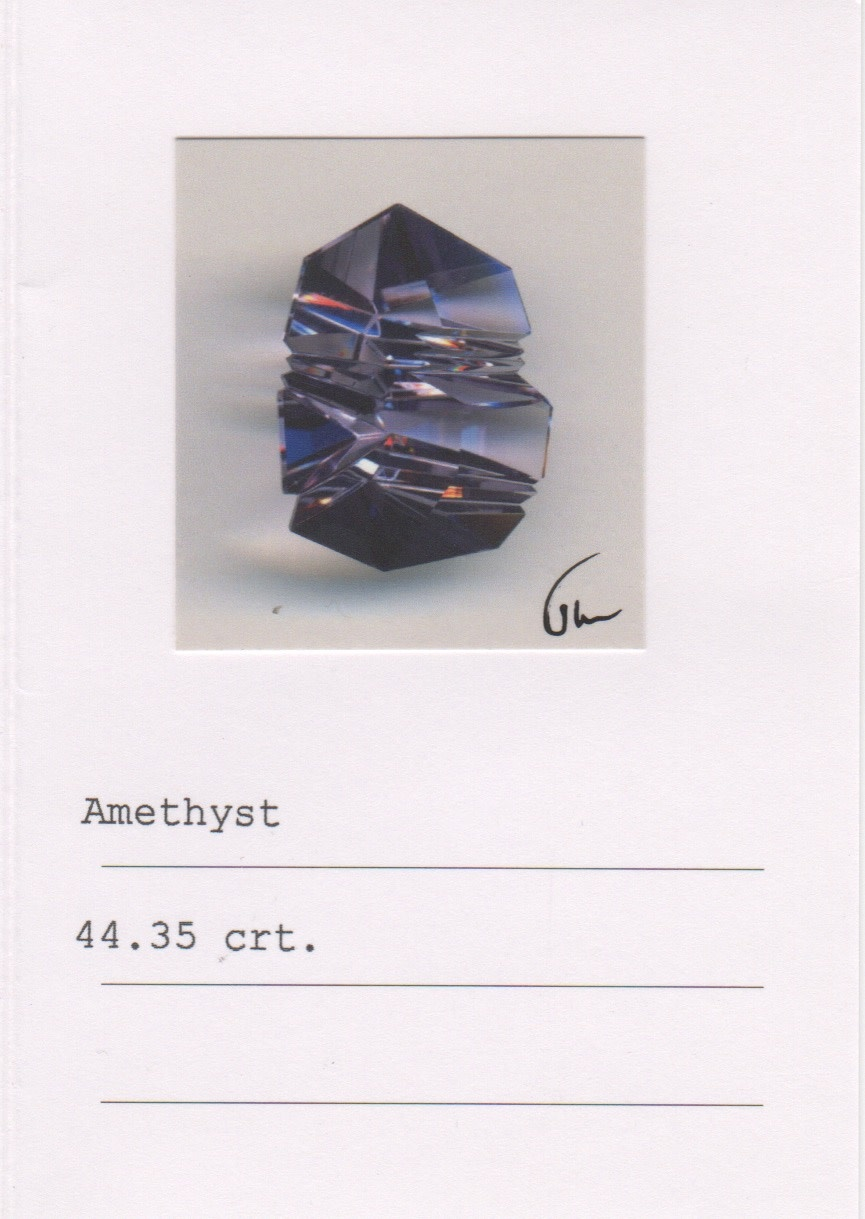 Amethyst Ring with Pink Spinel Pave-4