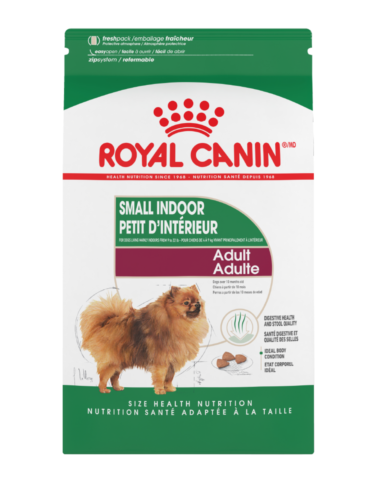 ROYAL CANIN Royal Canin | Small Indoor Life Adult 2.5 lb