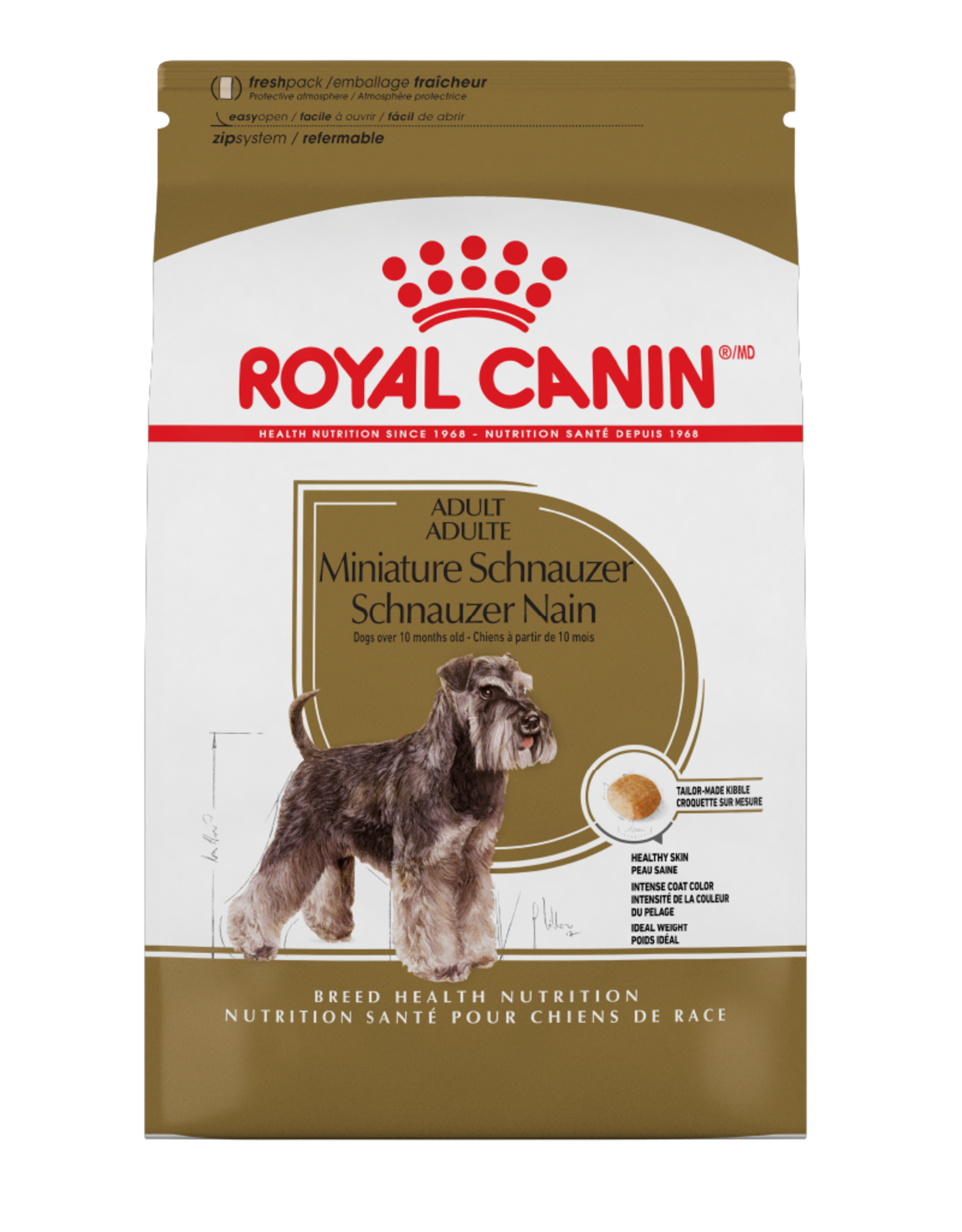 ROYAL CANIN Royal Canin | Miniature Schnauzer Adult