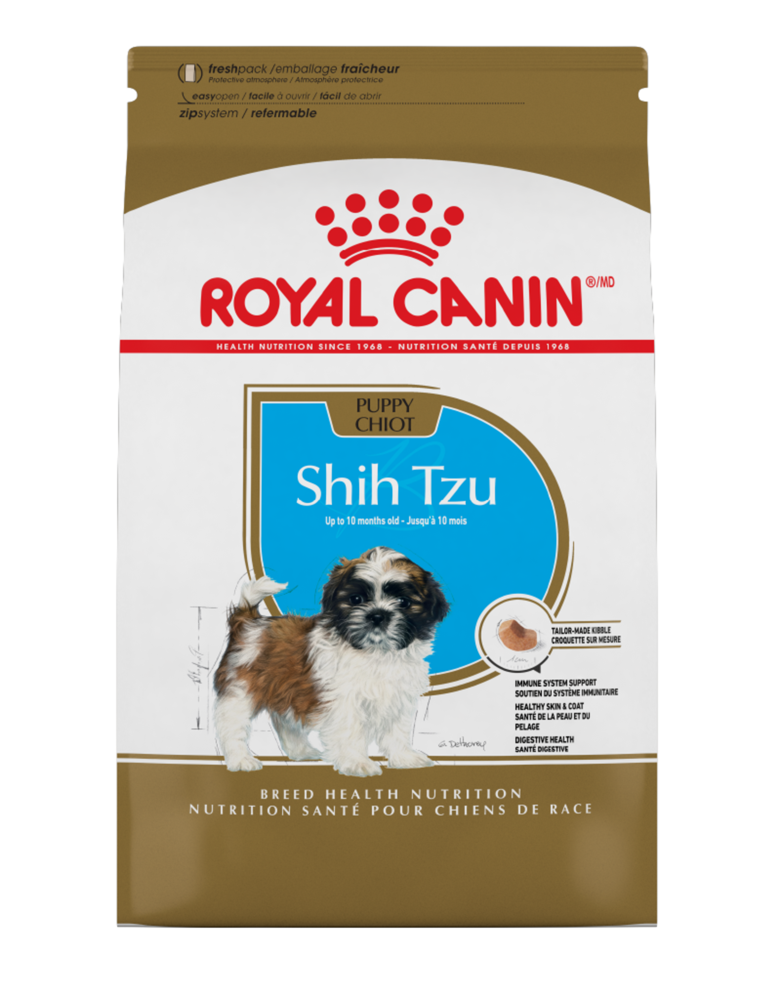 ROYAL CANIN Royal Canin | Shih Tzu Puppy 2.5 lb