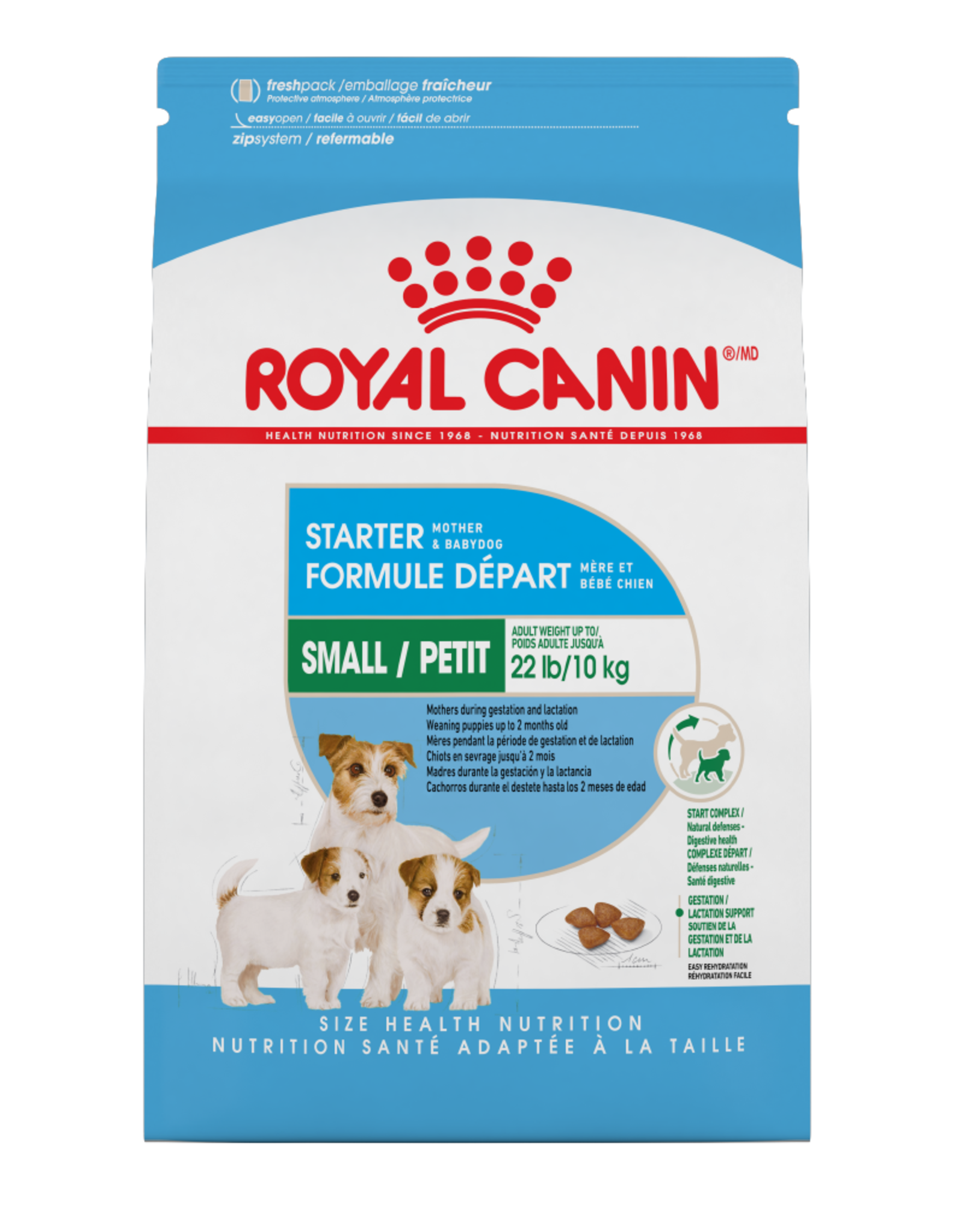 ROYAL CANIN Royal Canin | Small Starter Mother and Baby Dog