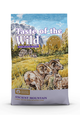 Taste of the Wild Taste of the Wild   Ancient Mountain Canine Recipe