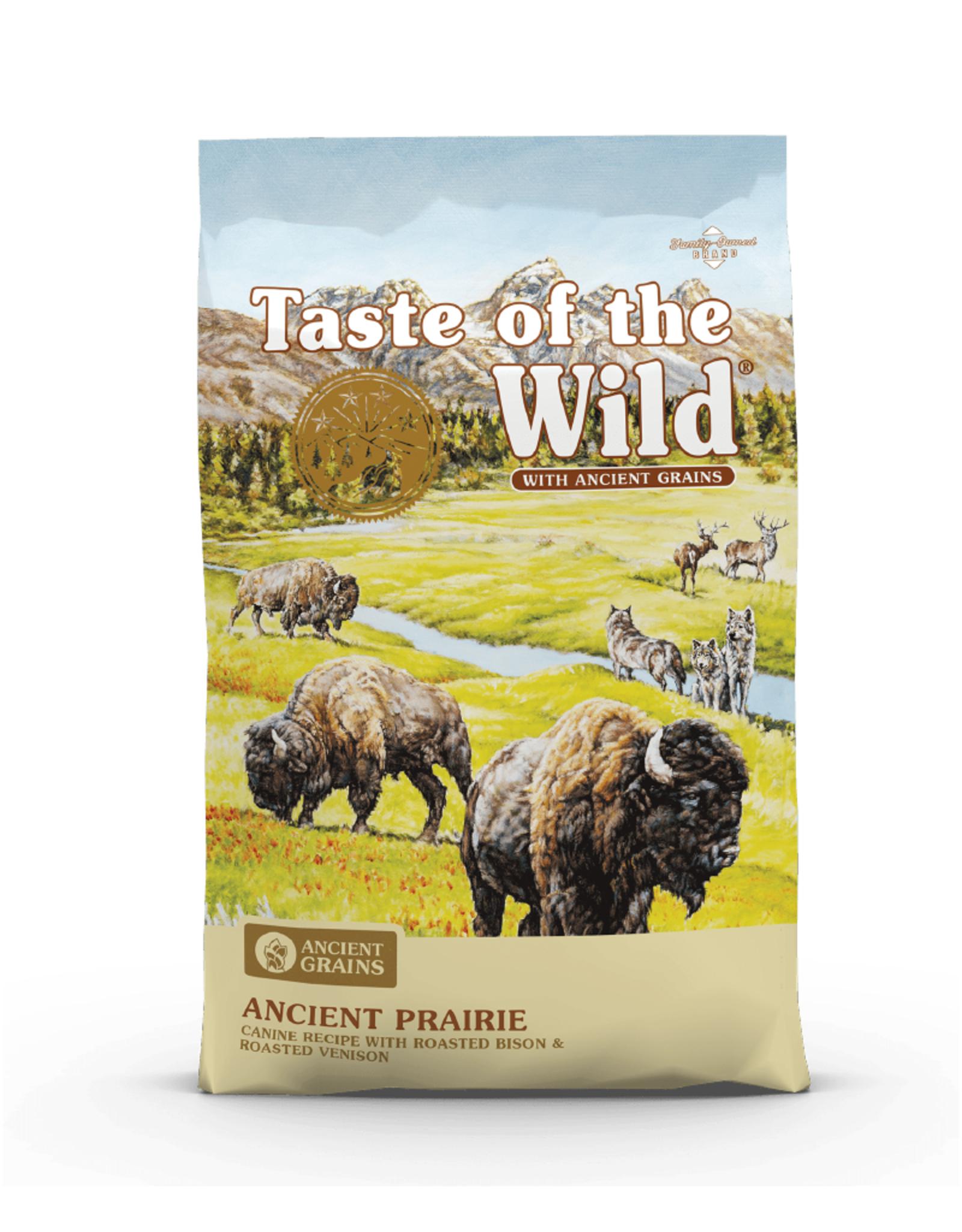 Taste of the Wild Taste of the Wild | Ancient Prairie Dog Recipe