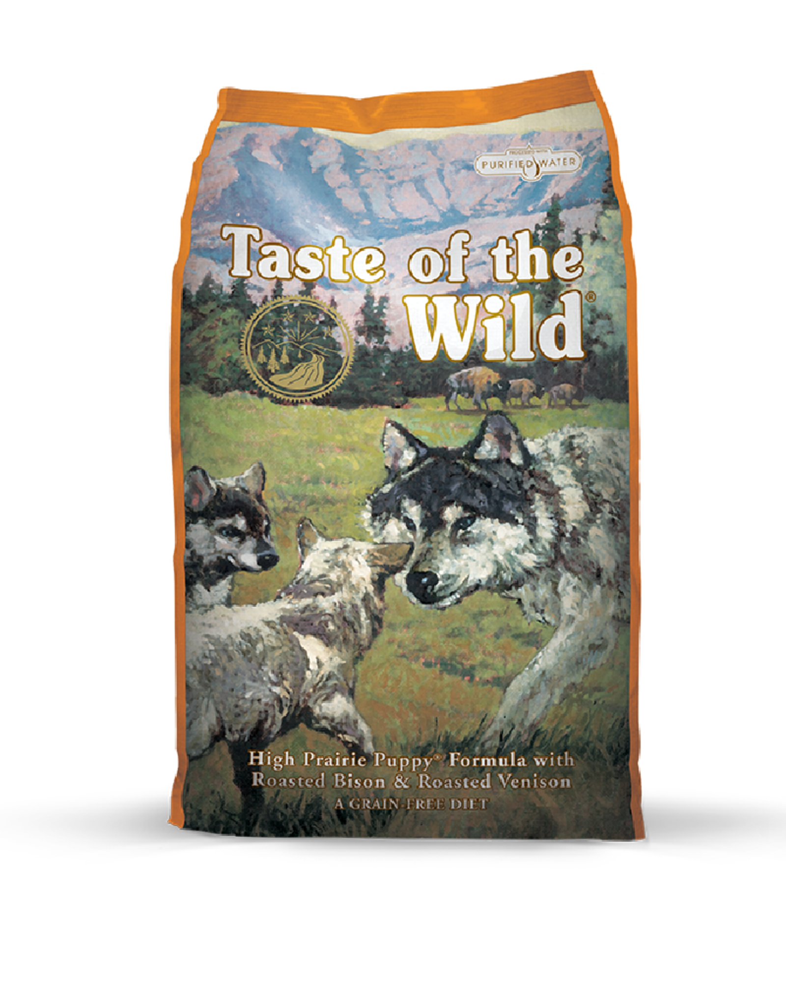 Taste of the Wild Taste of the Wild | High Prairie Puppy