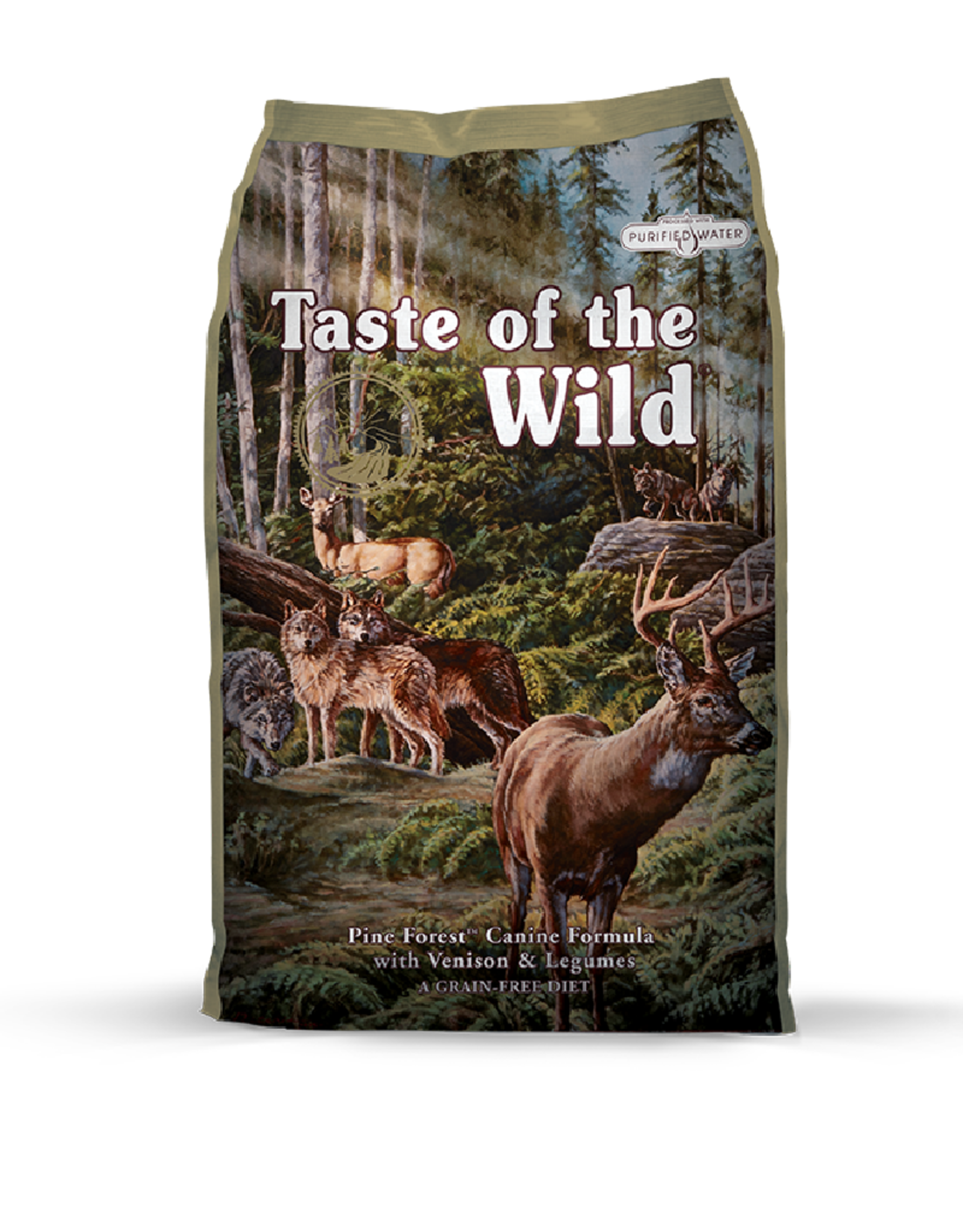 Taste of the Wild Taste of the Wild | Pine Forest Canine