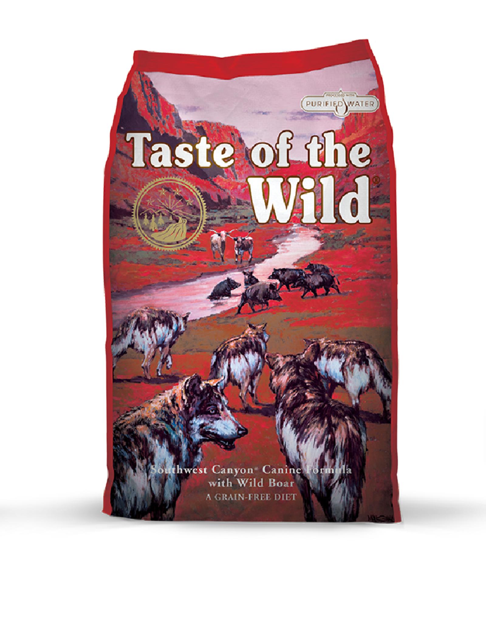 Taste of the Wild Taste of the Wild | Southwest Canyon Canine