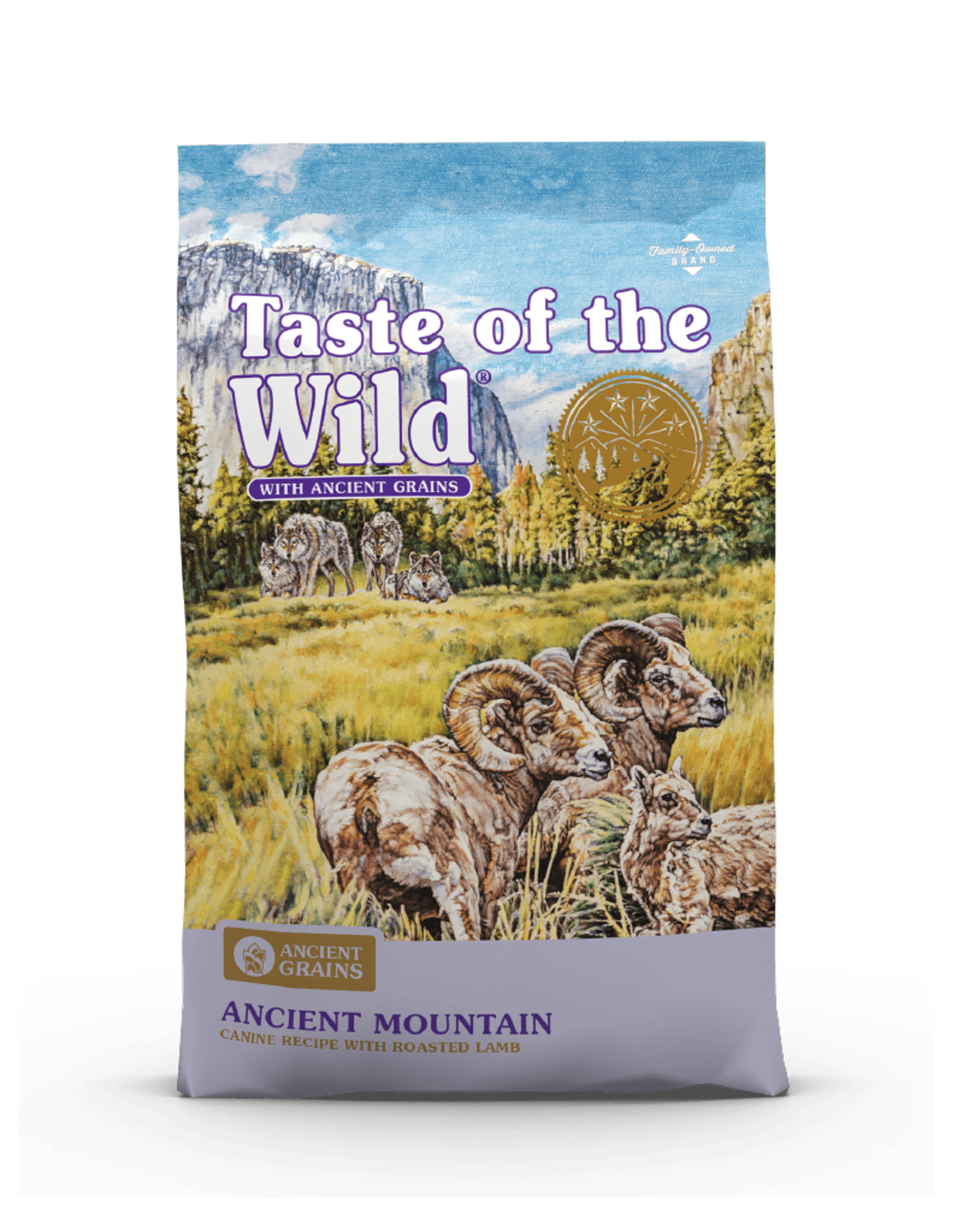 Taste of the Wild Taste of the Wild | Ancient Mountain Canine Recipe