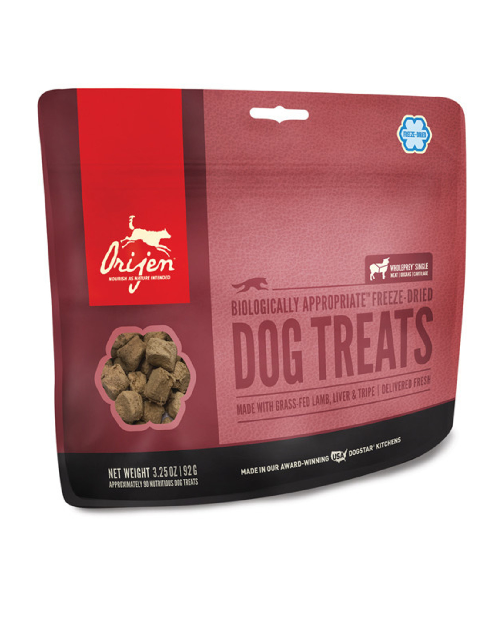ORIJEN Orijen |  Freeze Dried Dog Treats
