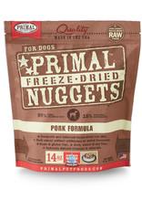 Primal | Freeze Dried Nuggets Canine Pork Formula 14 oz