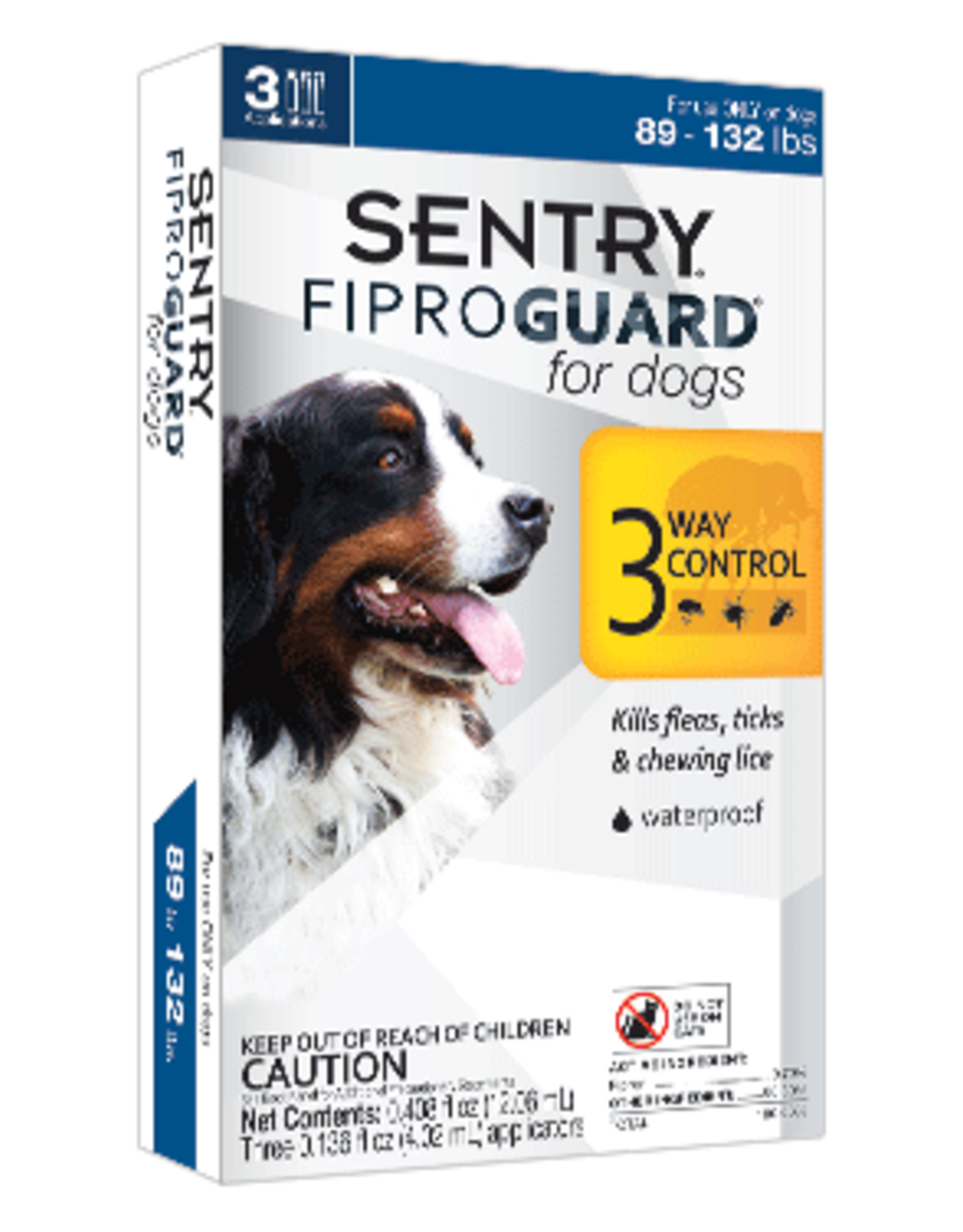 SENTRY Sentry Fiproguard | Topical Flea and Tick treatment
