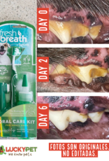 TROPICLEAN Tropiclean | Fresh Breath Oral Care Gel for Dogs 4oz