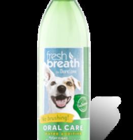 TROPICLEAN TropiClean | Fresh Breath Water Additive 16 oz