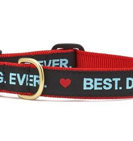 Up Country Up Country | Best Dog Ever Collars and Leashes