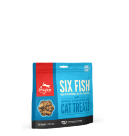 Orijen Orijen FD Cat Treats 6 Fish 1.25oz