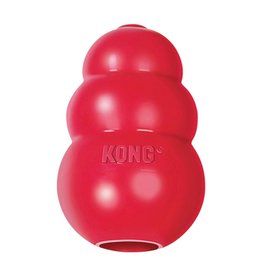 Kong Kong Classic Dog Toy Red