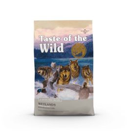 Taste of the Wild Taste of the Wild Dog Dry Wetlands GF