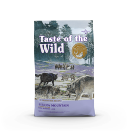Taste of the Wild Taste of the Wild Dog Dry Sierra Mountain GF