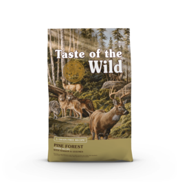 Taste of the Wild Taste of the Wild Dog Dry Pine Forest Venison GF