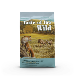 Taste of the Wild Taste of the Wild Dog Dry Appalachian Small Breed GF