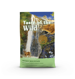 Taste of the Wild Taste of the Wild Cat Dry Rocky Mountain GF