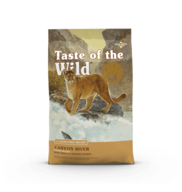 Taste of the Wild Taste of the Wild Cat Dry Canyon River GF