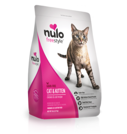 Nulo Nulo Cat Dry Cat & Kitten Chicken & Cod GF