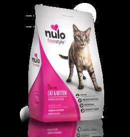 Nulo Nulo Cat Dry Cat & Kitten Chicken & Cod GF