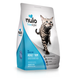 Nulo Nulo Cat Dry Adult Trim Salmon & Lentils GF