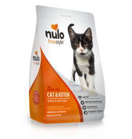 Nulo Nulo Cat Dry Cat & Kitten Turkey & Duck GF