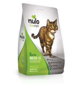 Nulo Nulo Cat Dry Indoor Cat Duck & Lentils GF