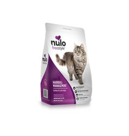 Nulo Nulo Cat Dry Hairball Management Turkey & Cod GF