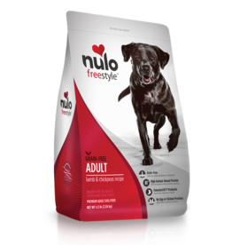 Nulo Nulo Dog Dry Freestyle Adult Lamb & Chickpeas GF