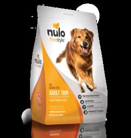 Nulo Nulo Dog Dry Freestyle Adult Trim Cod & Lentil GF