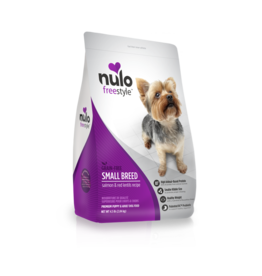 Nulo Nulo Dog Dry Freestyle Small Breed Salmon GF