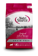 NutriSource NutriSource Dry Dog Food Seafood Select Recipe Salmon & Menhaden Fish Meal Grain Free