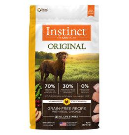 Nature's Variety NV Instinct Dog Dry Original Chicken GF