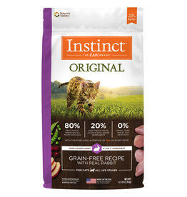 Nature's Variety NV Instinct Cat Dry Original Rabbit GF