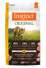Nature's Variety Nature's Variety Instinct Dry Cat Food Original Grain Free with Real Chicken Recipe